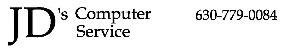 JD's Computer Service